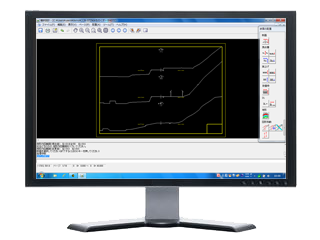 道路設計システム「LANDCube」